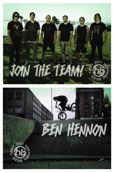 HOFFMAN BIKES / TEAM CAMPAIGN WEB ADS