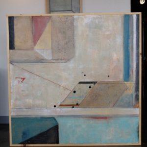 """""""Simpatico""""  by Christie Owen 2011 Acrylic SOLD"""