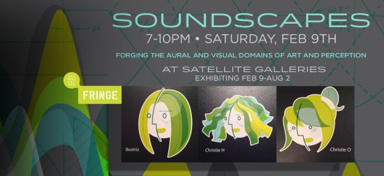 SOUNDSCAPES @ OKC Science Museum - christie owen