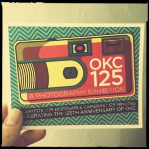 OKC 125 Oklahoma City Christie owen