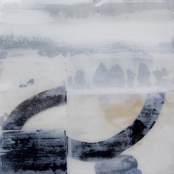 beach sand 1 - custom artwork - christie owen - modern artwork