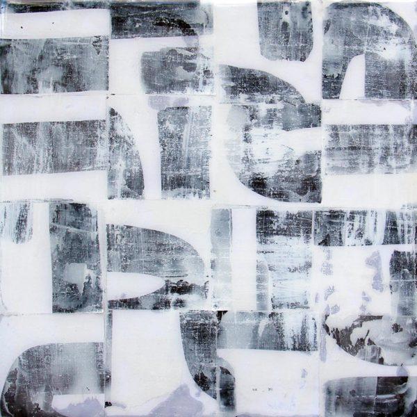 Assemblage 3 - modern art - chrisite owen- oklahoma-native new yorker