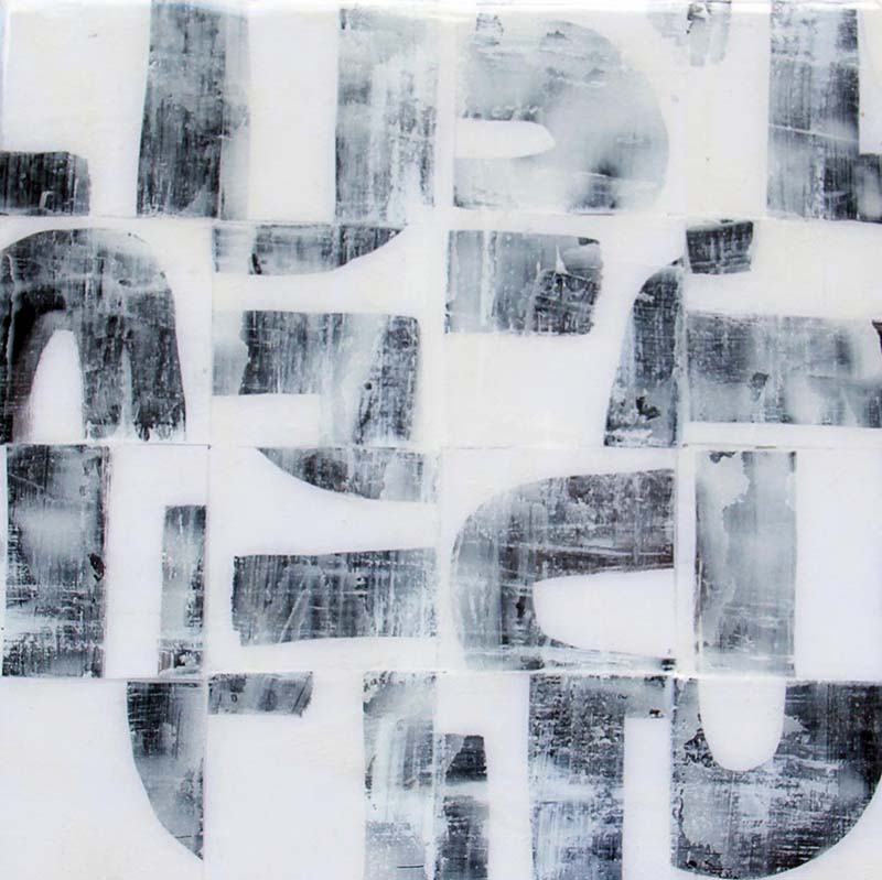 Assemblage 1 - custom art work- chrisite owen-modern