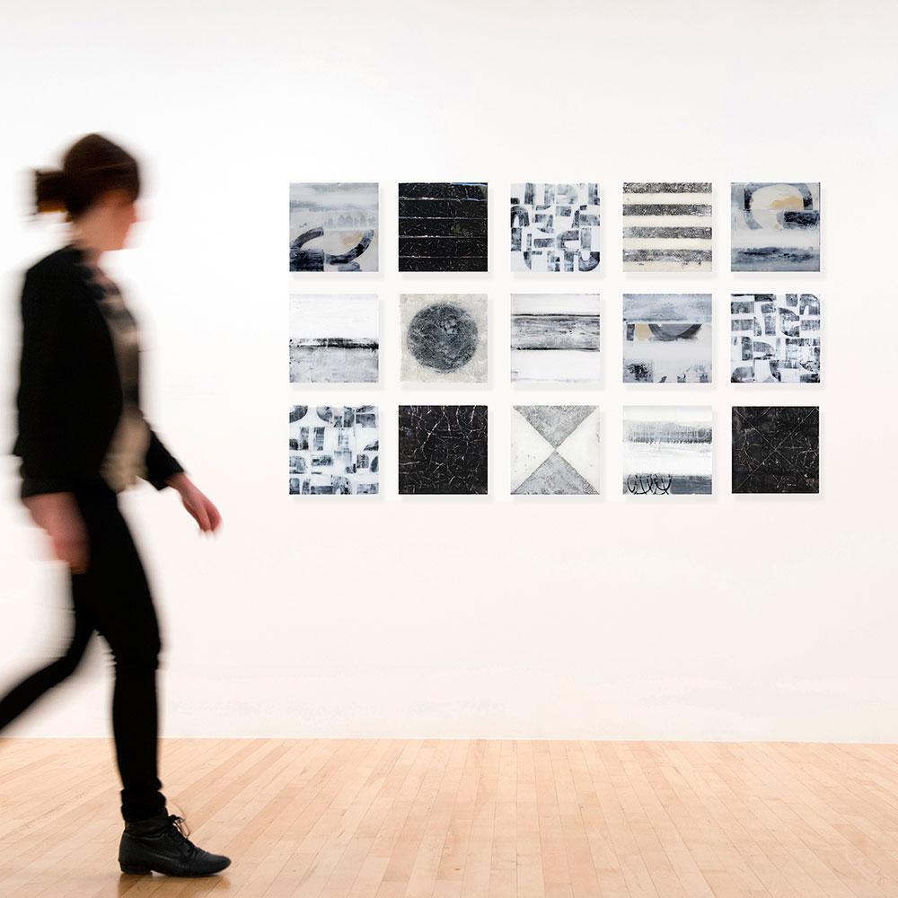 Elements Install-Christie Owen-Artist-Oklahoma Artist-New York Artist