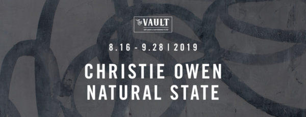 Christie Owen - Natural State - The Vault Paul's Valley