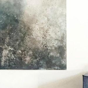 Christie Owen Art-Galaxy Abstract Painting - feature 2